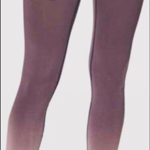"lululemon athletica Pants - Lululemon WU HR  Tight (Ombre) 28"""